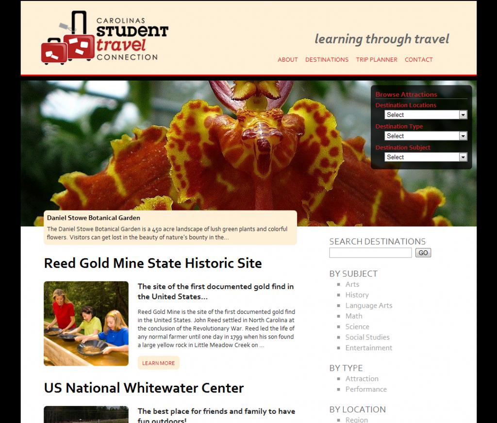 Carolina Student Travel Connection