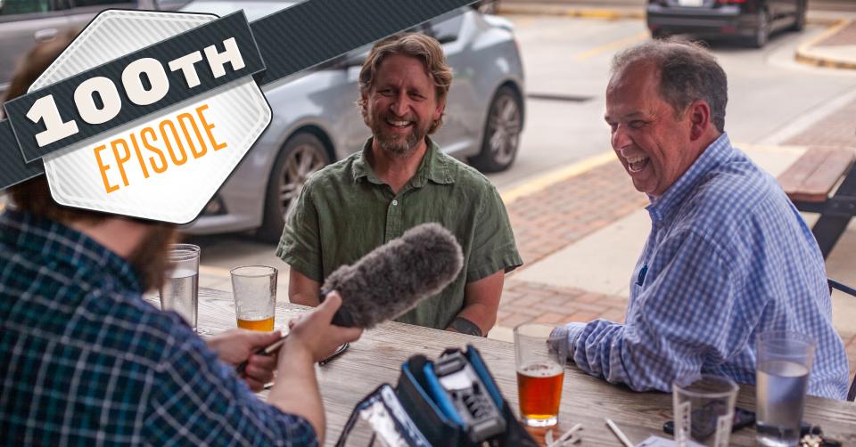 Episode 100- Choosing Rock Hill's Future with Mayor John Gettys