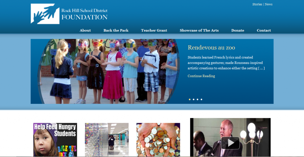 Case: Rock Hill School Foundation