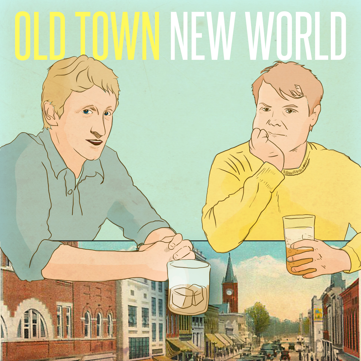 Old Town New World  Podcast